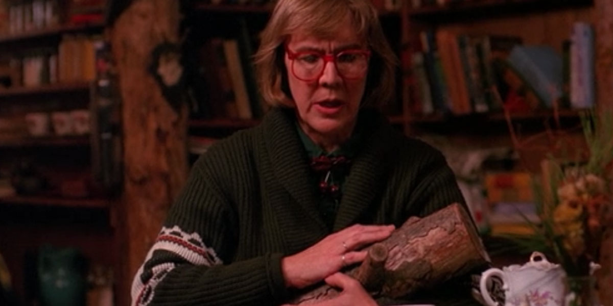The Log Lady and the Frobenioid of $\mathbb{Z}$
