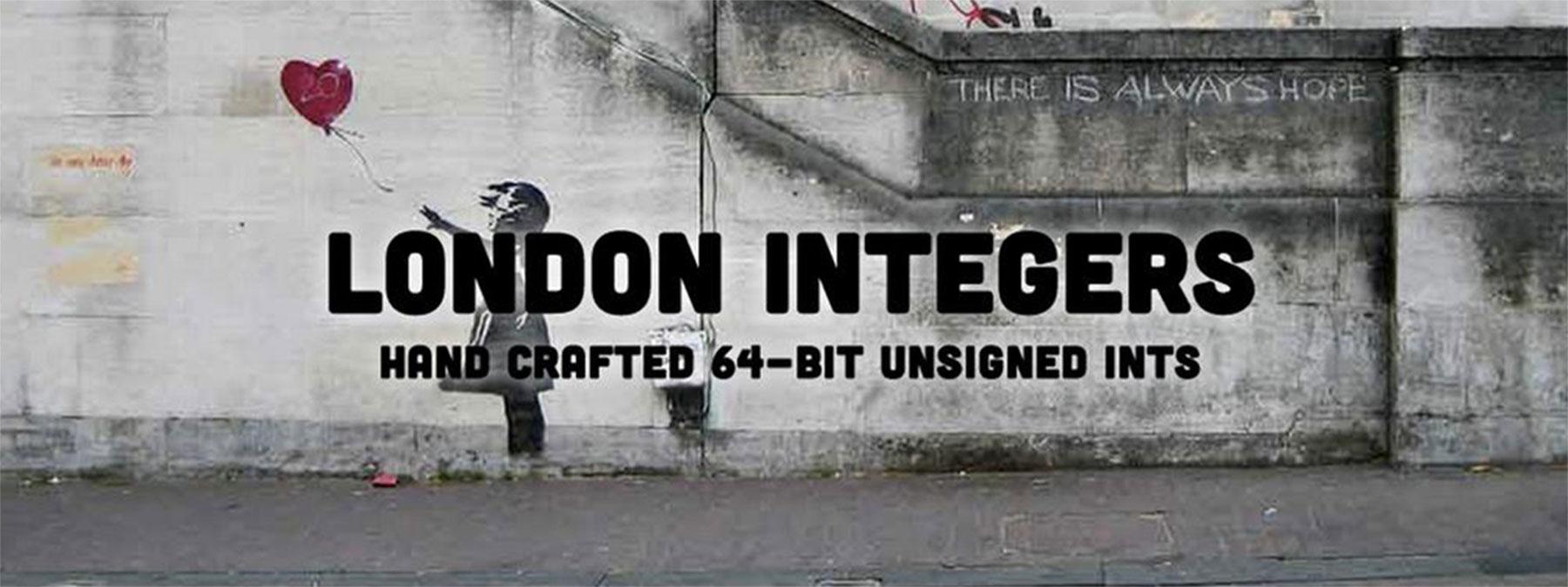 artisanal integers