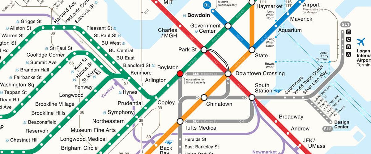 The subway singularity